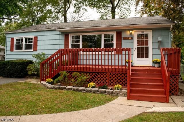 103 Camden Rd, Parsippany-Troy Hills Twp., NJ 07054 (MLS #3593136) :: Mary K. Sheeran Team