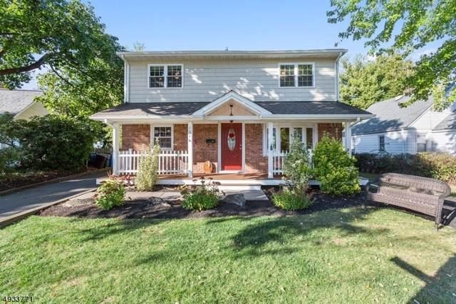 1016 Raritan Rd, Cranford Twp., NJ 07016 (MLS #3593456) :: The Dekanski Home Selling Team