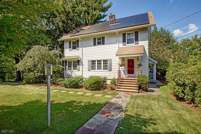 24 Sunset Ave, Verona Twp., NJ 07044 (MLS #3593471) :: William Raveis Baer & McIntosh