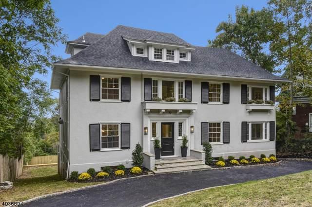 79 Lloyd Rd, Montclair Twp., NJ 07042 (MLS #3593492) :: Zebaida Group at Keller Williams Realty