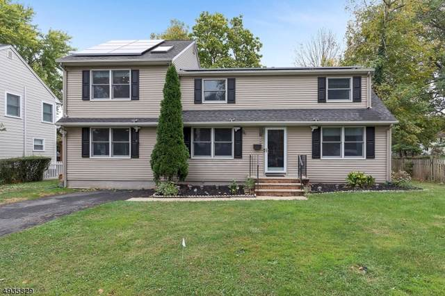 8 Wayne Blvd, Madison Boro, NJ 07940 (MLS #3593499) :: RE/MAX Select