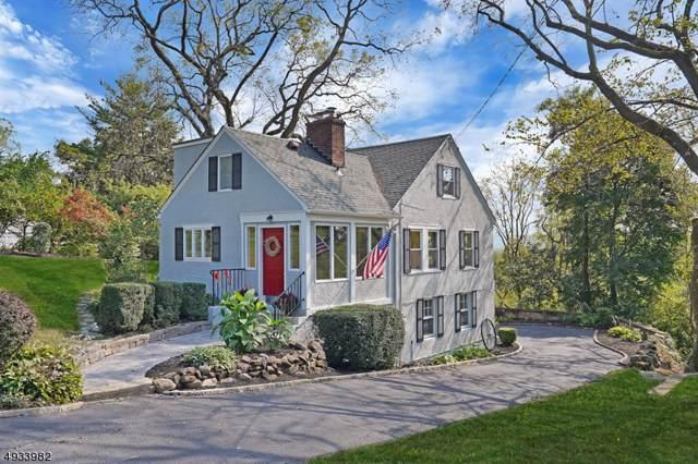 1539 Long Hill Rd, Long Hill Twp., NJ 07946 (MLS #3593565) :: William Raveis Baer & McIntosh