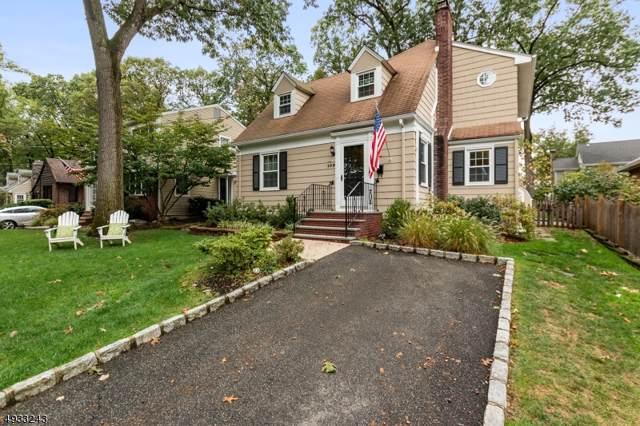 109 Chetwood Ter, Fanwood Boro, NJ 07023 (MLS #3593611) :: The Dekanski Home Selling Team