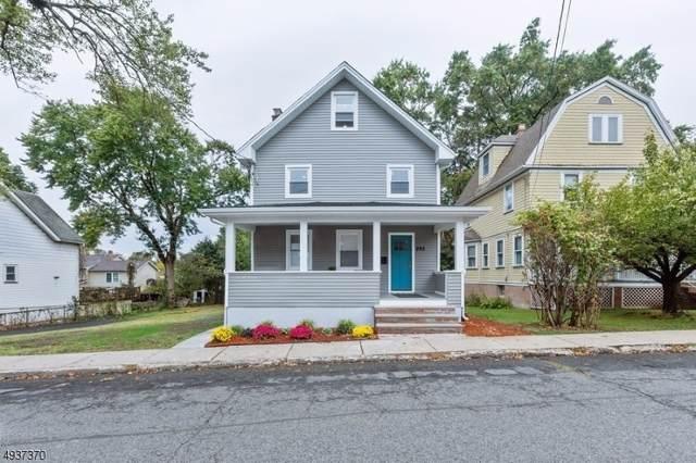 293 Prospect St, Nutley Twp., NJ 07110 (MLS #3593674) :: William Raveis Baer & McIntosh