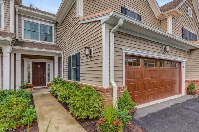 61 Whitney Farm Pl, Morris Twp., NJ 07960 (MLS #3593677) :: Pina Nazario