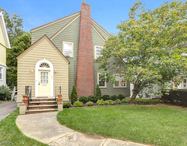 286 Walton Ave, South Orange Village Twp., NJ 07079 (MLS #3593712) :: Zebaida Group at Keller Williams Realty