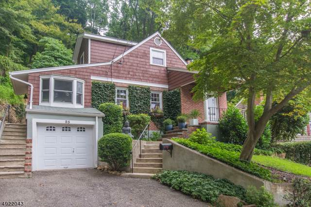 25 Shenandoah Pl, Morristown Town, NJ 07960 (MLS #3593720) :: RE/MAX Select