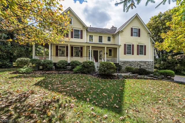 70 Budd Ave, Chester Boro, NJ 07930 (MLS #3593782) :: The Douglas Tucker Real Estate Team LLC