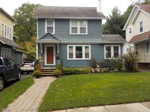 4 E Clark Pl, South Orange Village Twp., NJ 07079 (MLS #3593821) :: Zebaida Group at Keller Williams Realty