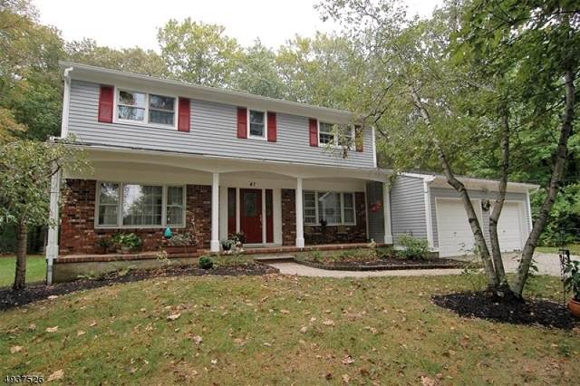 47 Jefferson Drive, Roxbury Twp., NJ 07836 (MLS #3593829) :: The Debbie Woerner Team