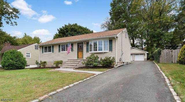 43 Grand Ave, Hanover Twp., NJ 07927 (MLS #3593938) :: RE/MAX Select