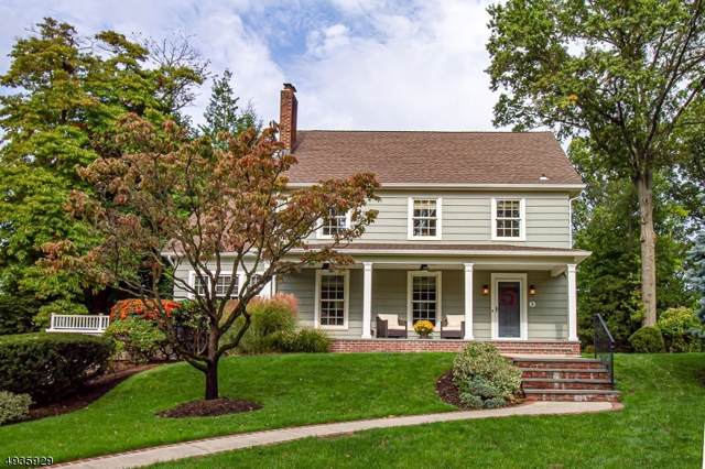 9 Stanley Oval, Westfield Town, NJ 07090 (MLS #3593961) :: SR Real Estate Group
