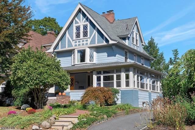 21 Brunswick Rd, Montclair Twp., NJ 07042 (MLS #3594051) :: Coldwell Banker Residential Brokerage