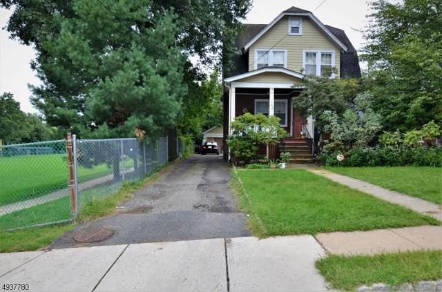 192 Gregory Pl, West Orange Twp., NJ 07052 (MLS #3594095) :: Zebaida Group at Keller Williams Realty