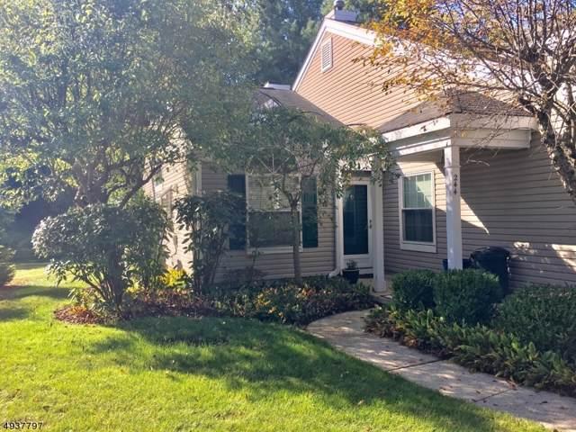 244 Long Meadow Rd, Bedminster Twp., NJ 07921 (#3594114) :: Proper Estates