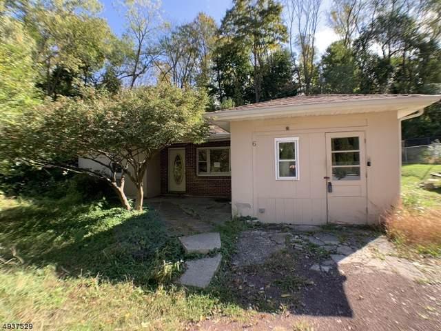 6 Oak Ln, Liberty Twp., NJ 07823 (#3594176) :: Jason Freeby Group at Keller Williams Real Estate