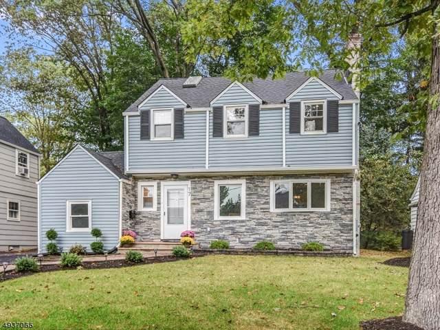 17 Graham Ter, Montclair Twp., NJ 07042 (MLS #3594199) :: Coldwell Banker Residential Brokerage