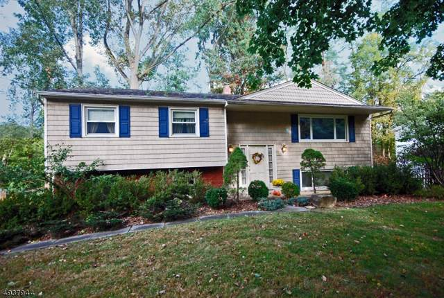 32 Molly Stark Dr, Morris Twp., NJ 07960 (MLS #3594259) :: The Douglas Tucker Real Estate Team LLC