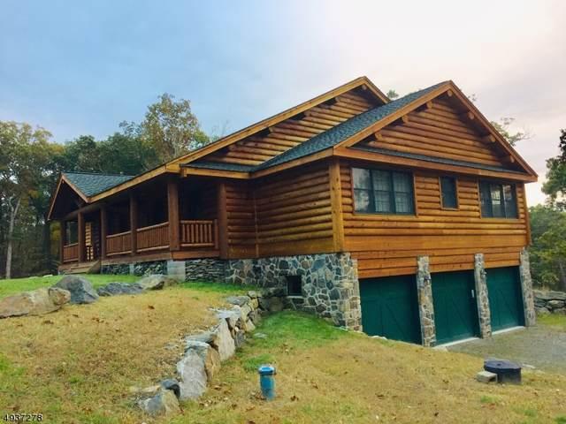 183 Forest Lake Dr, Byram Twp., NJ 07821 (MLS #3594287) :: William Raveis Baer & McIntosh