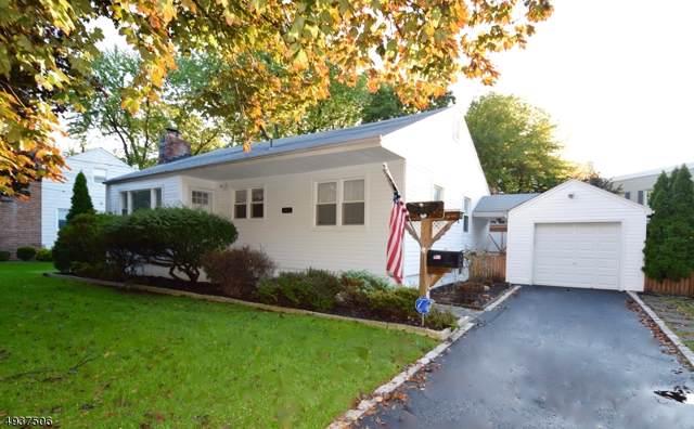 103 Caldwell Pl, Springfield Twp., NJ 07081 (MLS #3594289) :: The Sue Adler Team