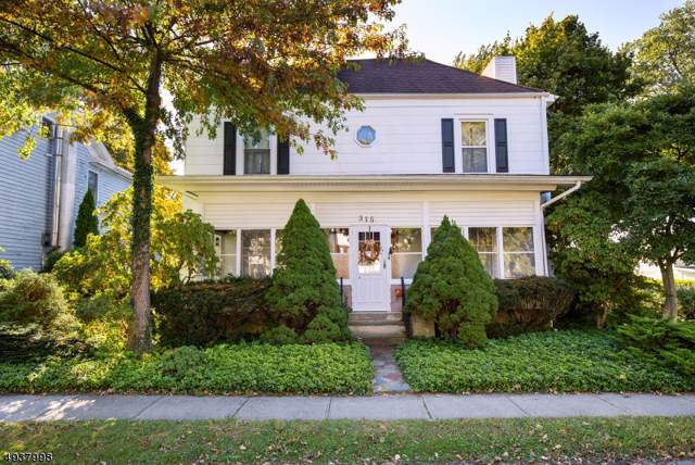 315 Center St, Hackettstown Town, NJ 07840 (#3594316) :: Daunno Realty Services, LLC