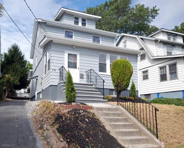 1458 Parkview Ter, Hillside Twp., NJ 07205 (#3594368) :: Daunno Realty Services, LLC