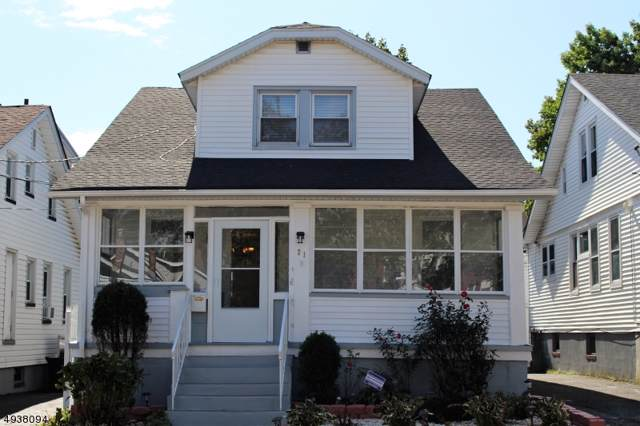 21 Brown St, Maplewood Twp., NJ 07040 (MLS #3594431) :: Coldwell Banker Residential Brokerage