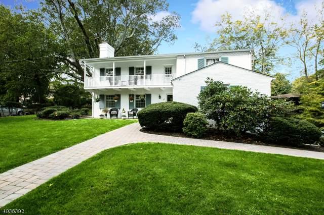 36 Beverly Road, West Orange Twp., NJ 07052 (MLS #3594449) :: William Raveis Baer & McIntosh