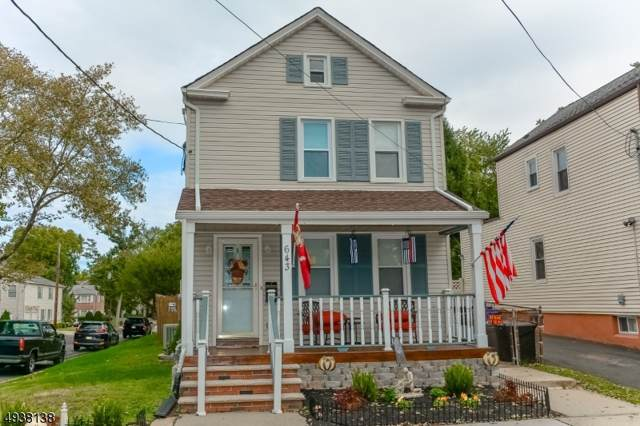 643 Union St, Rahway City, NJ 07065 (MLS #3594454) :: The Debbie Woerner Team