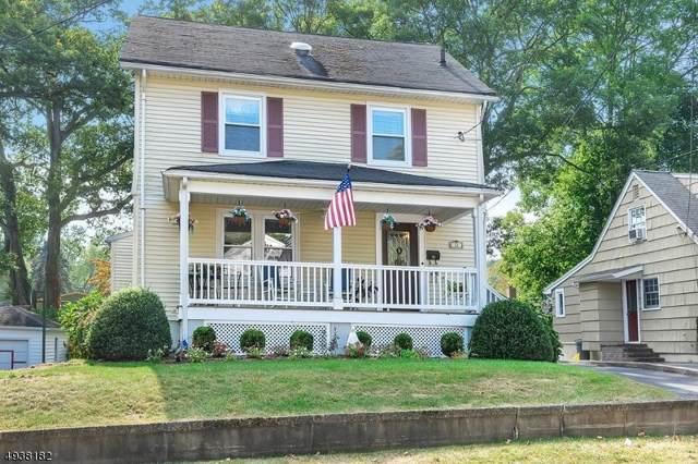 14 Baltusrol Pl, Summit City, NJ 07901 (MLS #3594490) :: SR Real Estate Group
