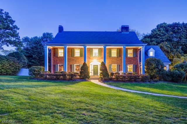 212 Old Short Hills Rd, Millburn Twp., NJ 07078 (MLS #3594496) :: William Raveis Baer & McIntosh