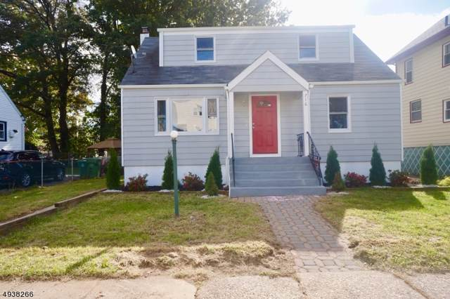 716 Van Buren Ave, Linden City, NJ 07036 (MLS #3594554) :: The Dekanski Home Selling Team