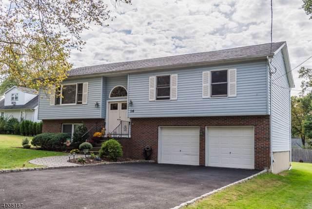 16 Conover Ave, Roseland Boro, NJ 07068 (MLS #3594558) :: SR Real Estate Group