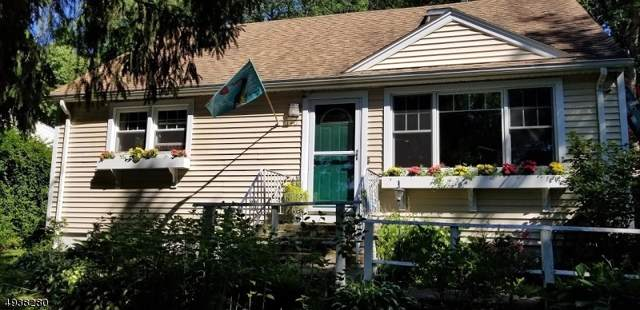 140 Marshall Hl, West Milford Twp., NJ 07480 (MLS #3594567) :: William Raveis Baer & McIntosh
