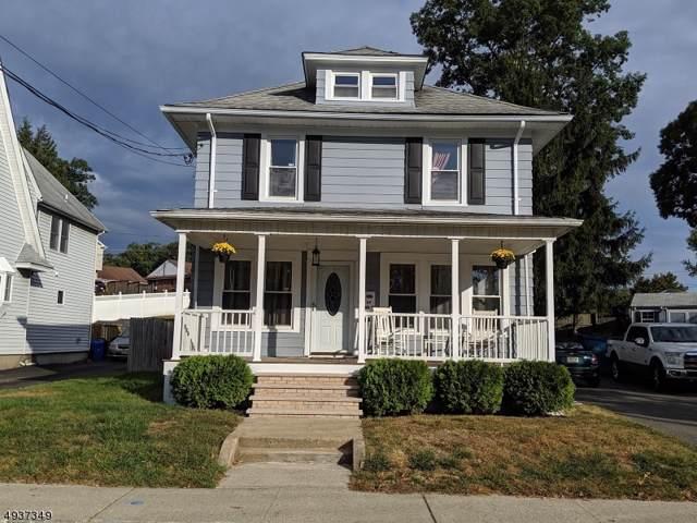 65 Cutler St, Wharton Boro, NJ 07885 (MLS #3594642) :: William Raveis Baer & McIntosh