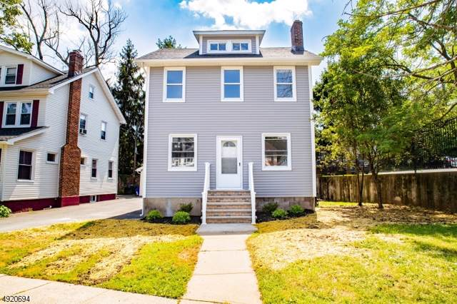 395 Elmwood Ave, East Orange City, NJ 07018 (MLS #3594700) :: SR Real Estate Group