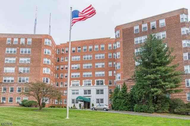 10 Crestmont Rd  Unit 3N 3N, Montclair Twp., NJ 07042 (MLS #3594709) :: SR Real Estate Group