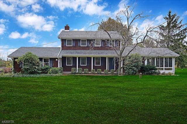 33 Hill And Dale Road, Tewksbury Twp., NJ 08833 (MLS #3594788) :: Mary K. Sheeran Team