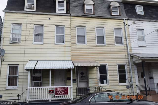 203 Mercer St, Phillipsburg Town, NJ 08865 (#3594843) :: Jason Freeby Group at Keller Williams Real Estate