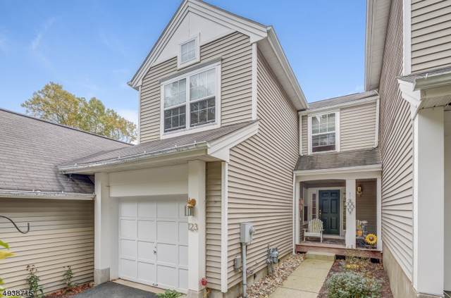 123 Woodmont Dr., Randolph Twp., NJ 07869 (MLS #3594958) :: The Sue Adler Team