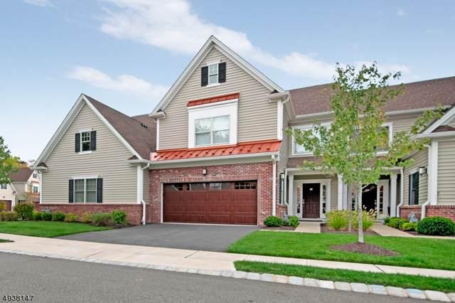 22 Whitney Farm Pl B, Morris Twp., NJ 07960 (MLS #3594965) :: The Douglas Tucker Real Estate Team LLC