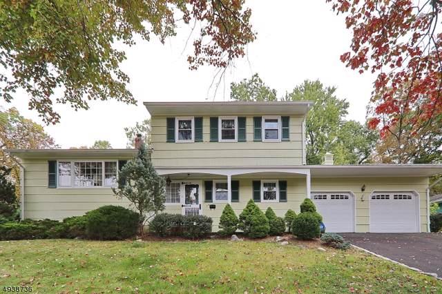 1115 Saddle Brook Rd, Mountainside Boro, NJ 07092 (MLS #3594975) :: The Dekanski Home Selling Team