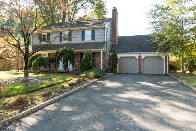 10 Robinhood Way, Westfield Town, NJ 07090 (MLS #3594984) :: RE/MAX Select