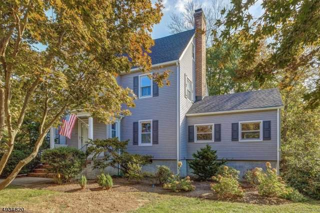 24 Canoe Brook Pky, Summit City, NJ 07901 (MLS #3594993) :: The Dekanski Home Selling Team