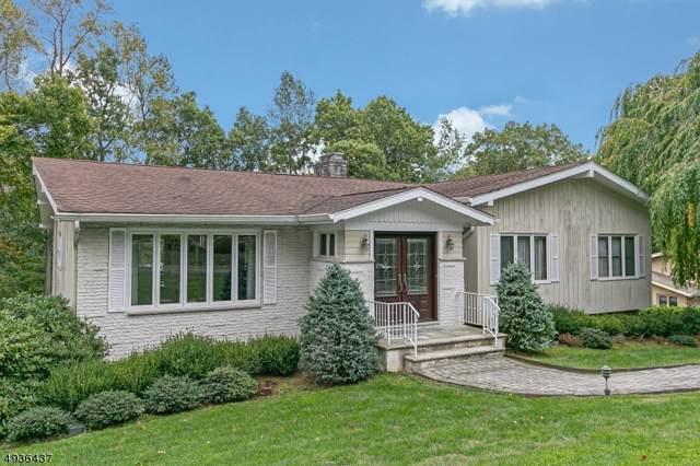 1015 Sunny Slope Dr, Mountainside Boro, NJ 07092 (MLS #3595005) :: The Dekanski Home Selling Team