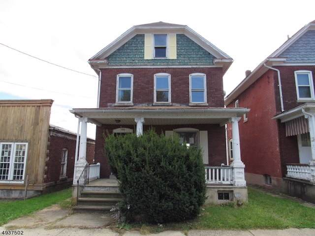 192 Irwin St, Phillipsburg Town, NJ 08865 (#3595022) :: Jason Freeby Group at Keller Williams Real Estate