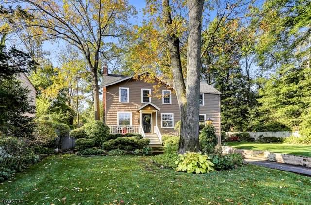 15 Ward Place, Chatham Boro, NJ 07928 (MLS #3595119) :: RE/MAX Select