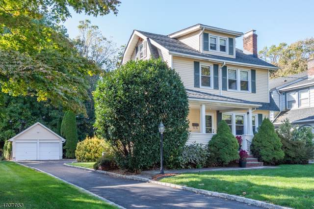 650 Grove St, Montclair Twp., NJ 07043 (MLS #3595187) :: The Lane Team
