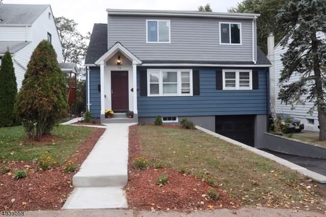 74 Sadler Rd, Bloomfield Twp., NJ 07003 (MLS #3595216) :: Mary K. Sheeran Team