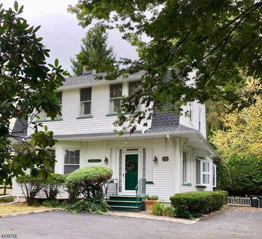 108 Short Hills Ave, Millburn Twp., NJ 07078 (MLS #3595222) :: The Sue Adler Team